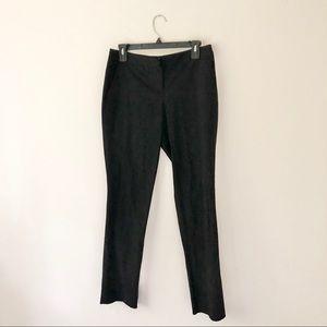 Vince Camuto Black Trouser Pant